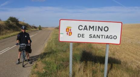 El Camino pokonałem rowerem